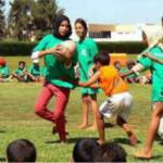 COLLECTE SOLIDAIRE POUR LE RUGBY MAROCAIN